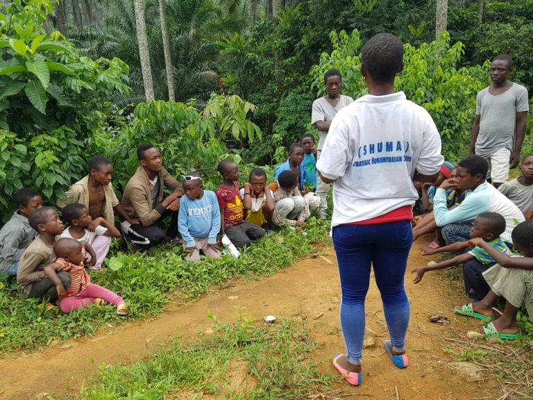 shumas volunteering
