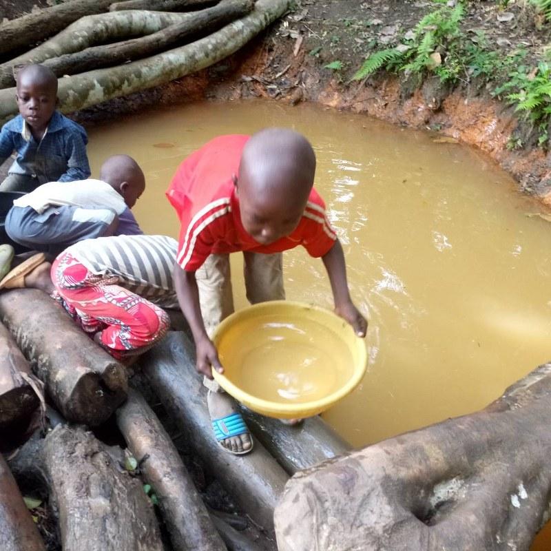 poor water condition